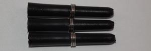 M3 Shaft Nylon Kort Zwart