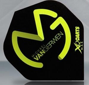 XQ MvG Flight Black Green