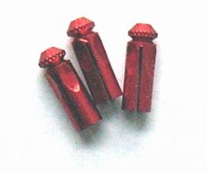 Flight Protectors alloy red