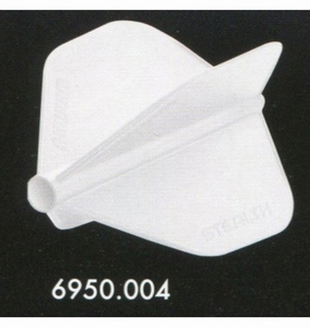 Winmau stealth flight white