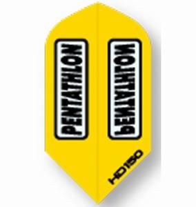 Penthatlon HD150 Slim Yellow