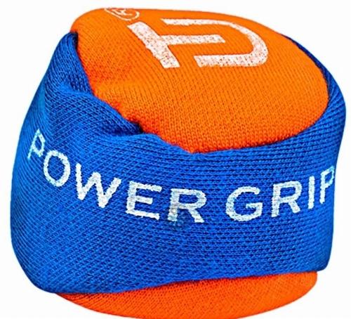 Power grip ball  Oranje Blauw