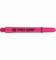Pro Grip Shaft Target Med mm Pink  110855