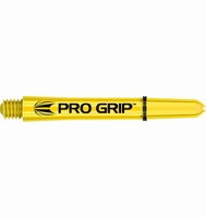 Pro Grip Shaft Target Med 48mm Yellow  110852