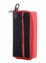 one 80. Mini darts box- Rood/Zwart