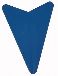 Flight Shape blauw Arrowhead