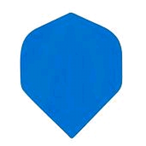 Flight Poly Plain Standard Blue