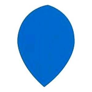 Flight Poly Plain Pear Blue