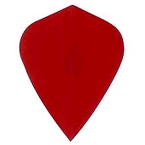 Flight Poly Plain Kite Red