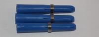 M3 Shaft Nylon Kort Blauw