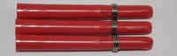 M3 Shaft Nylon Middel Rood