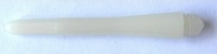 Shaft 1/4 M White