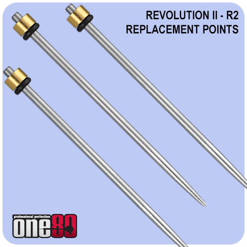 One80 Revolution R2 Points 1,2mm 32mm