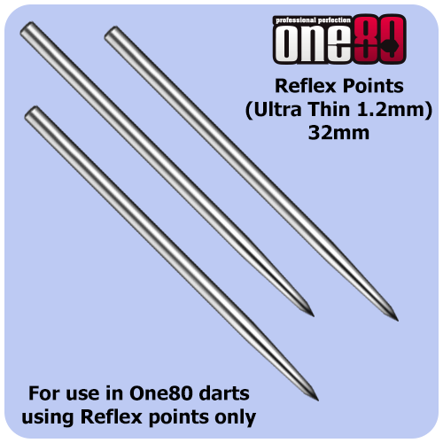 One80 Reflex Points 1,2mm 32mm