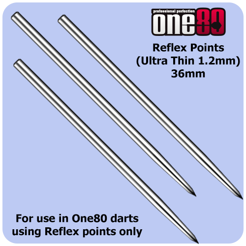 One80 Reflex Points 1,2mm 36mm