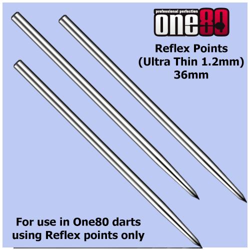 One80 Reflex Points 1,2mm 36mm