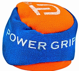Power grip ball  Oranje Blauw