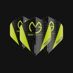 Winmau MVG Prism Delta Flight Green/Black