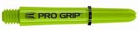 Pro Grip Shaft Target SH 34mm Lime Green 110842