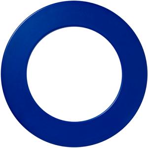 Dartbord Surround blauw