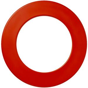 Dartbord Surround rood