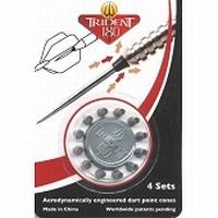 Trident180S silver 12 Stuks